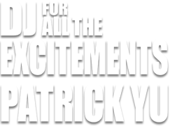 DJ FOR ALL THE EXCITEMENTS PATRICK